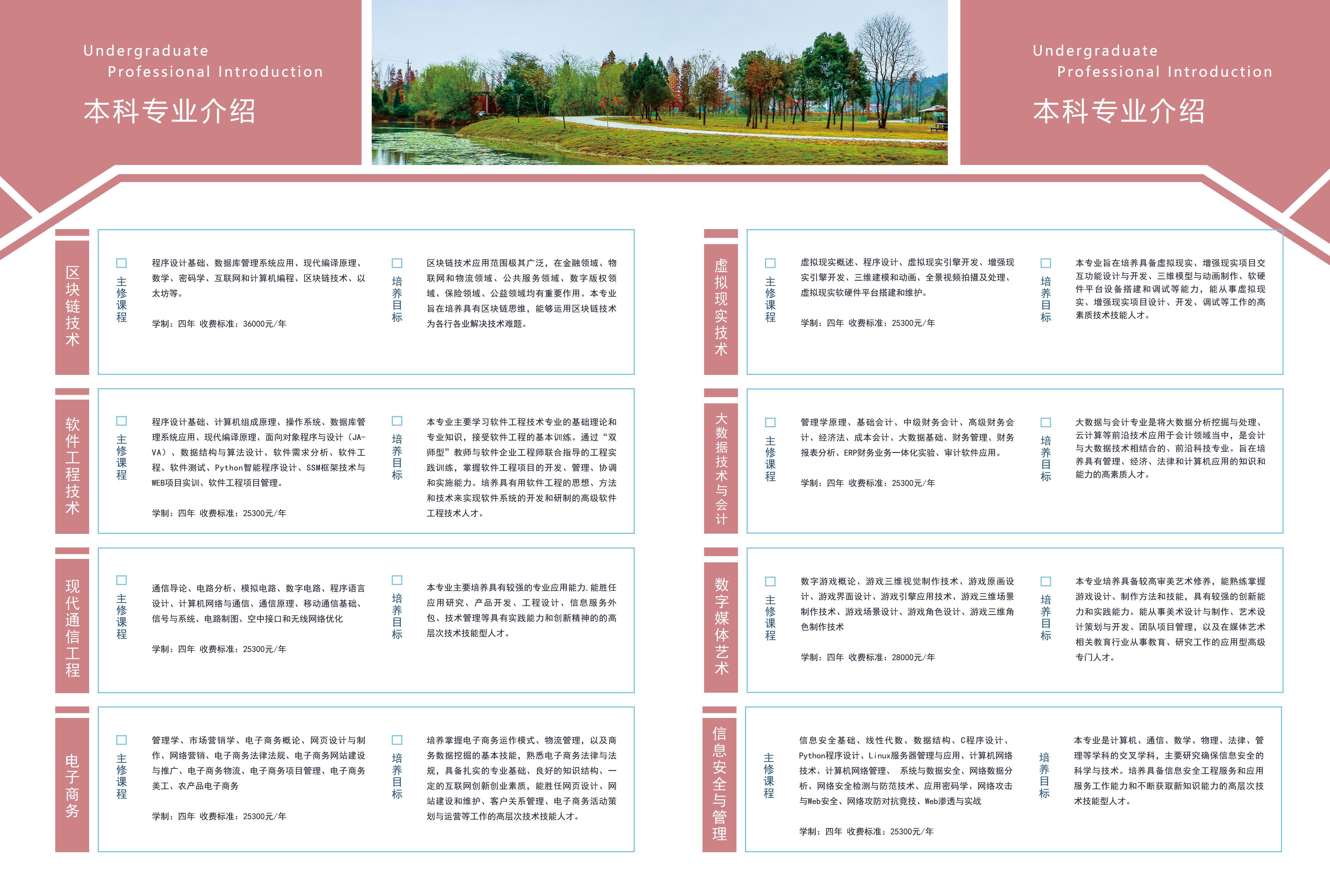 江西软件职业技术大学招生章程